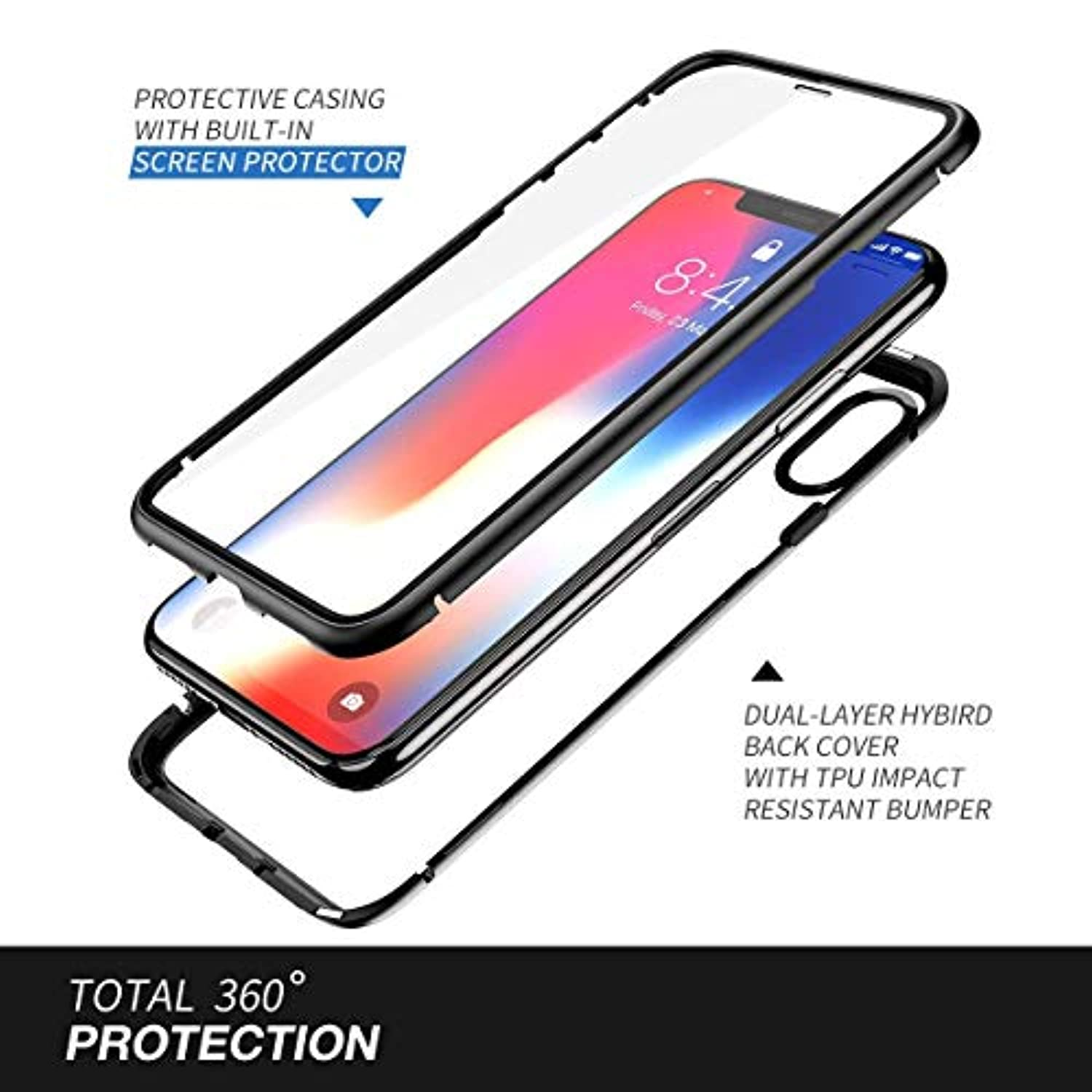 coque iphone xs zhike