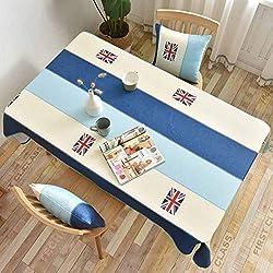 BNASA Nappe Couverture De Coussin De Feuille Ronde De Citron Stripe Table Cover Housse Anti-Poussière Photographie Adiabatique