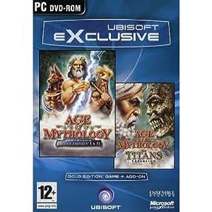 Age of Mythologie - Edition Gold : GAME + ADD-ON
