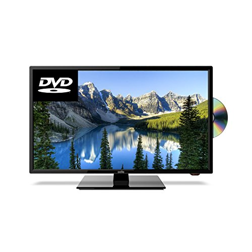Cello C24230F 50 Hz TV With DVD Player