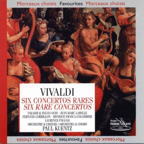 Concerto en la majeur pour violon & autre violon en echo, R. 552: Larghetto