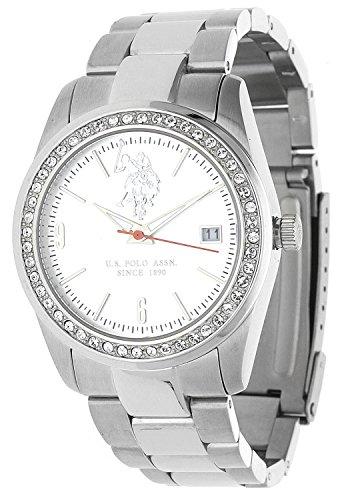 us-polo-assn-orologio-da-polso-donna-argento-usp5-107st