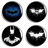 Batman Group Fan Badge (Set of 4)