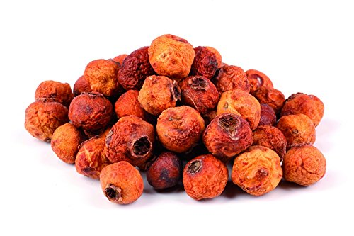 Organic Hawthorn Berries 1 kg Sun-Dried, Natural, raw, Whole, Wild Collected 1000g