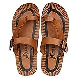 #1: Kraasa 5158 Casual Men's Flip-Flops & House Slippers