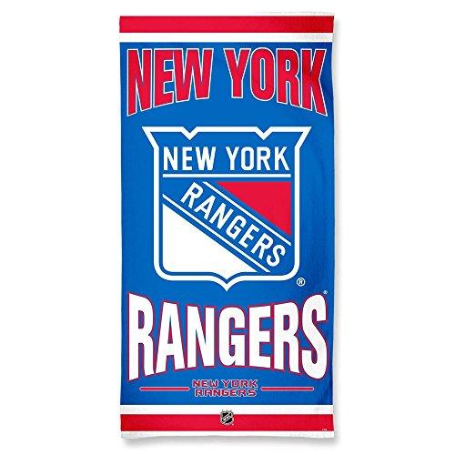 NHL Strandtuch 150x75 cm New York Rangers