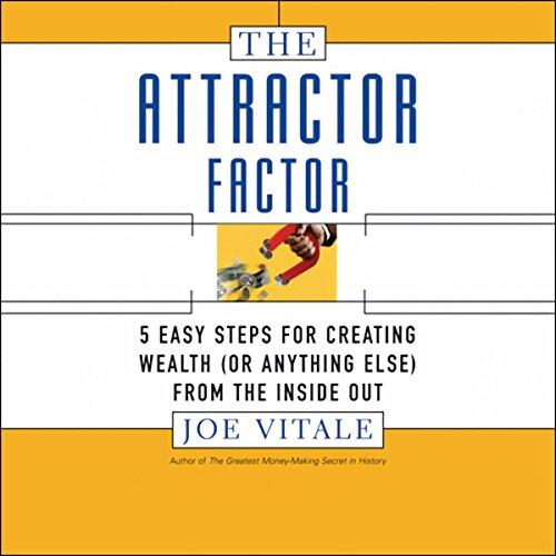 The Attractor Factor  Audiolibri