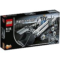 LEGO Technic - 42032 - Jeu De Construction - La Chargeuse Compacte Sur Chenilles