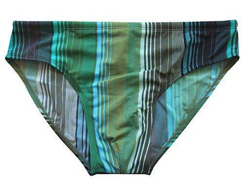 Solar Men Functional Fashion Badehose, Badeslip grün, Gr. 7 (XL)