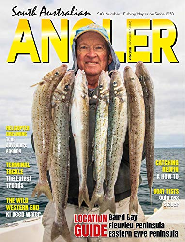Angler: Fishing book (English Edition) por Sermon Brian