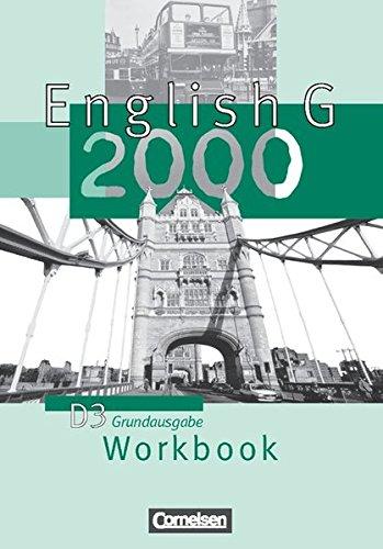 English G 2000 - Grundausgabe D / Band 3: 7. Schuljahr - Workbook,