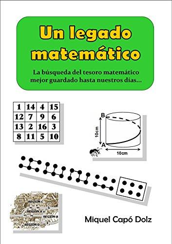 Un legado matemático: Un juego de pistas matemáticas