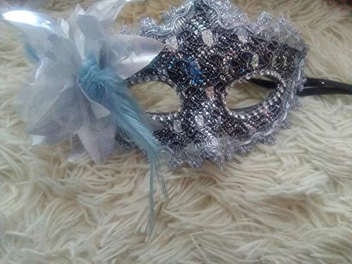 Zorux – Spitze Venezianische Maske Maskenade Karneval Maskenball Kostüm ()