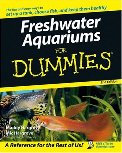 (FRESHWATER AQUARIUMS FOR DUMMIES ) By Hargrove, Maddy (Author) Paperback Published on (10, 2006)