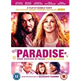 Paradise [DVD] [2015] by Julianne Hough