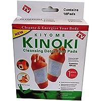 Kinoki Fuß Entgiftungs Pads 10 Stück Set Gesunde Einlagen Chinesische Medizin preisvergleich bei billige-tabletten.eu