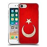 Head Case Designs Turquie Turque Drapeaux Vintage Étui Coque en Gel Molle pour...