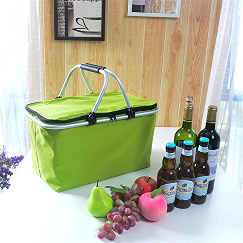 Wärmedämmung Beutel Picknick Hitze Bewahrung Tasche Outdoor Falten Wasserdichte Eis Wrap Inkubator , 3 - Hitze, Eis, Wrap