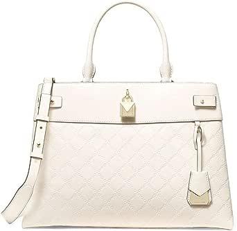 Michael Kors Luxury Fashion Femme 30S9LG7S3Y289 Blanc Sac À