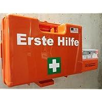 Erste Hilfe Koffer zur Wandmontage inkl. Befestigungsmaterial und Beatmungshilfe preisvergleich bei billige-tabletten.eu