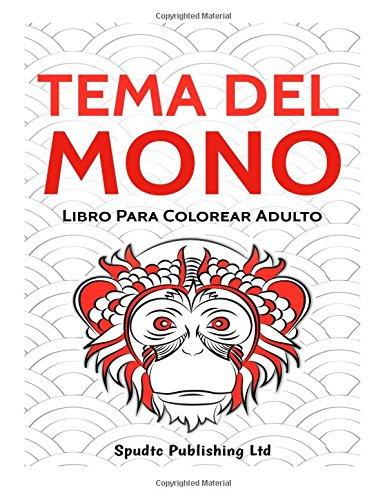 Descargar Tema Del Mono :Libro Para Colorear Adulto por Spudtc ...