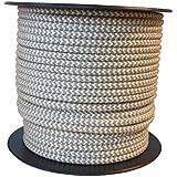 Natürliche Leinen und Baumwolle Seil Line 10mm 5Meter
