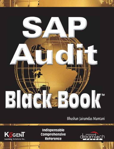 SAP Audit Black Book (English Edition)