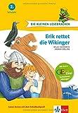 Die kleinen Lesedrachen: Erik rettet die Wikinger, 2. Klasse