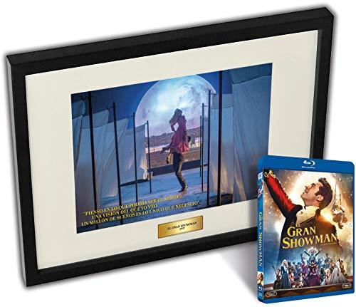 El Gran Showman Digiframe Blu-Ray [Blu-ray]