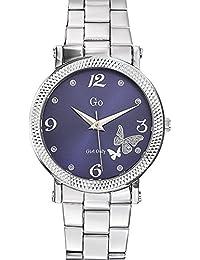 Go Girl Only Damen-Armbanduhr 694793–Armbanduhr 10510262Analog Stahl Silber