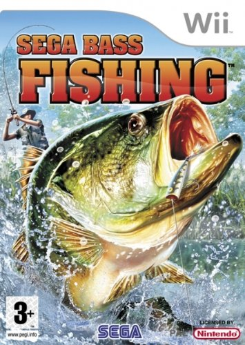 SEGA Bass Fishing, Wii - Juego (Wii)