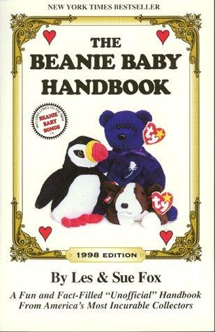 the-beanie-baby-handbook-1998-edition-by-les-fox-1998-02-02