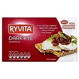 Ryvita Pan Crujiente De Centeno Oscuro (250g) (Paquete de 6)