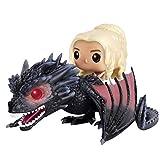 Juego de Tronos Funko Daenerys y Dragon