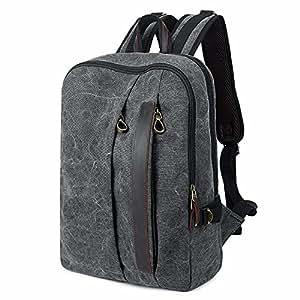 d41b17da0ad3b DIUDIU 14 Zoll Computer Tasche 2018 Leinwand Student Rucksack Trend ...