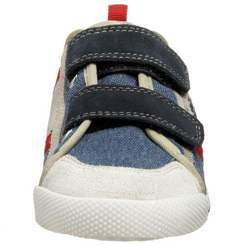 Naturino , Jungen Sneaker Navy/Red/Beige