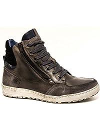 Sneaker alte in pelle Cafè Noir art.QL102 40