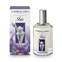 Idea Regalo - L'Erbolario, Profumo Donna Iris, 50 ml