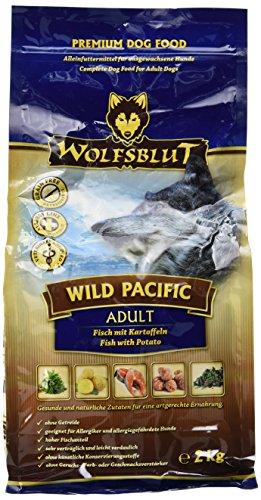 Wolfsblut Wild Pacific, 1er Pack (1 x 2 kg) (Mariendistel Bockshornklee)