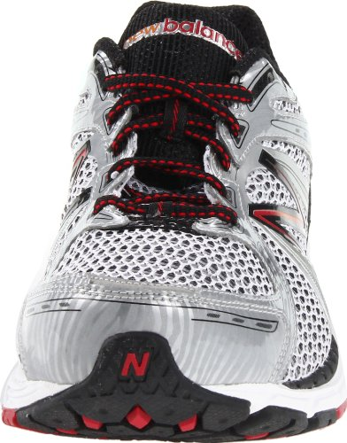 New Balance M780 D V3, Chaussures de fitness homme White with Red