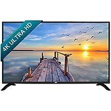 HKC 50B9A 50 pulgadas (127 cm) 4K Ultra HD, Smart LED TV (DVB-T2 / T / C / S2 / S, H.265 HEVC, CI +, reproductor multimedia vía USB) Negro, Clase de energía A