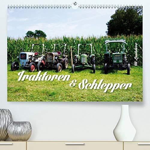 Traktoren und Schlepper(Premium, hochwertiger DIN A2 Wandkalender 2020, Kunstdruck in Hochglanz): Alte Traktoren (Monatskalender, 14 Seiten ) (CALVENDO Technologie)