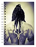 #10: Designer Spiral Notebook (500 Pages) By AART