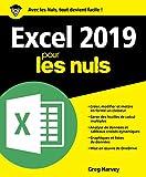 Excel 2019 pour les Nuls...