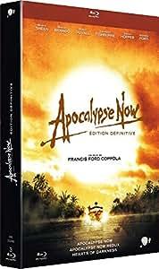 Apocalypse Now redux - Coffret 3 Blu-ray - Edition limitée & numérotée [Blu-ray] [Édition Définitive - Tirage limité et numéroté]