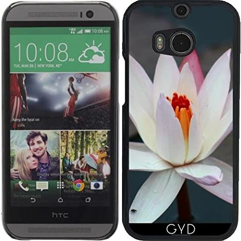 Case for Htc One M8 - Lotus Flower by