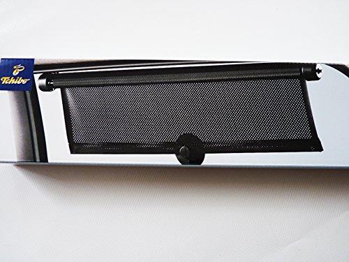 TCM Tchibo Auto 2 x Sonnenschutzrollos Auto Sonnenblende für Auto Sonnenschutz