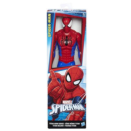 Marvel Spiderman - Figura Spiderman, 30 cm (Hasbro...