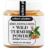 #1: Urban Platter Wild Turmeric Powder, 100g [Curcuma Aromatica / Jangli Haldi / Kasthuri Manjal]
