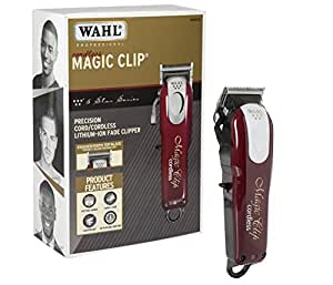 wahl cordless magic clip kitchen home. Black Bedroom Furniture Sets. Home Design Ideas